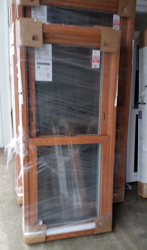 New Replacement Window
