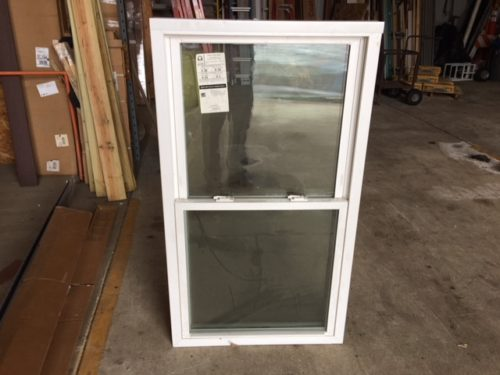 Double Hung Replacement Window Low-e glass