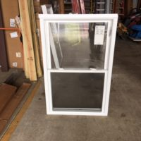 Double-Hung Replacement Window