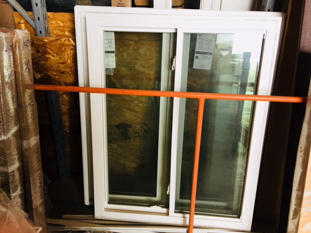 2-Lite Sliding Replacement Window