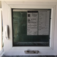 Dual Pane Rpelacement Window Casement Low-E Glass