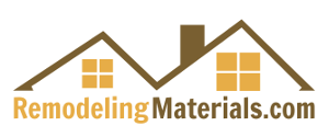 Remodeling Materials including, replacement windows, siding, roofing, doors, flooring, kitchen & bath products