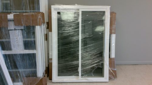 2-Lite Sliding Replacement window with ez tilt for easy cleaning